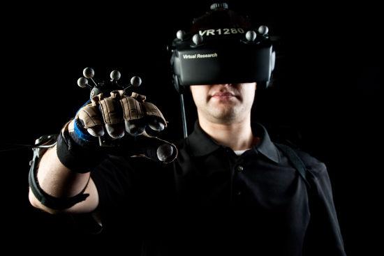 增强现实和虚拟现实