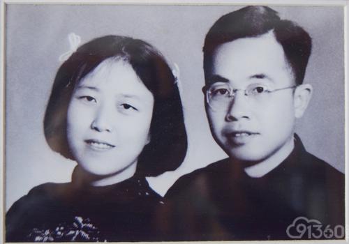 陈意生教授及其夫人