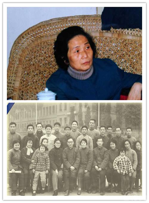 60年代重庆医学院病理教研室部分老师合影(前排左三为钱运兰教授、右三为米粲教授、左五为李志荣教授、后排右二为程德成教授)