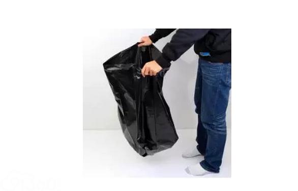 黑色垃圾袋
